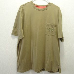 Men's Tommy Bahama Relax Pocket Tee Large Tan
